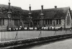 Spetisbury Hall and Sloper School